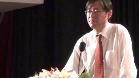 姜锋书记在上外MBA2014级开学典礼上的讲话
