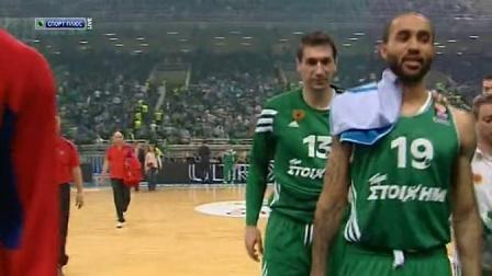 2013-14.欧洲篮球冠军联赛.季后赛.第四场.帕纳辛奈科斯-中央陆军