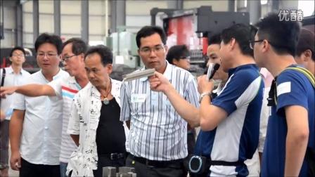 澳门工程施工主管协会参观葆冈厂房
