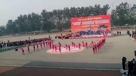 伦镇 镇 广场舞中国美
