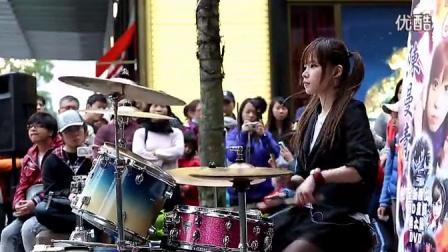 陳曼青 《灌籃高手》架子鼓演奏