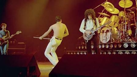 皇后樂隊:蒙特利爾演唱會- 1981