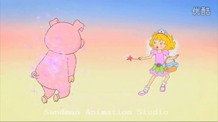SANDMAN ANIMATION STUDIO - KIERON SEAMONS - Lillifee 1