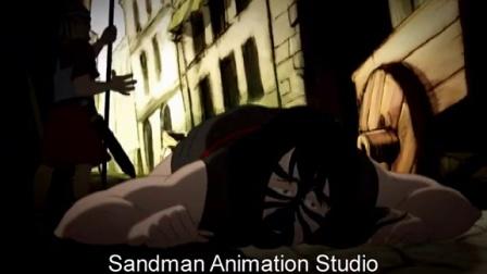 SANDMAN ANIMATION STUDIO - KIERON SEAMONS - QUO VADIS FEATURE ANIMATION