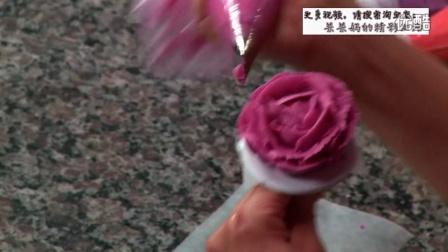韩式裱花、奶油霜裱花