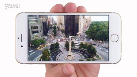 (中文)Apple iPhone 6 电视广告 大大大