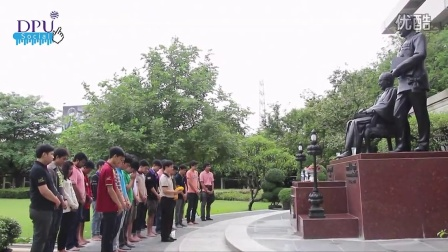 2014 ABU亚太机器人大赛-泰国博仁大学机器人战队