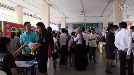 泰国博仁大学DPU-社团节