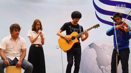 泰国博仁大学原声吉他演奏