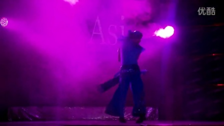 Asi Haskal (part 1)  Gala show in ukraine  跳舞