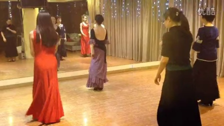 Min舞flamenco初级班021-62671031