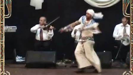 ASI HASKAL BELLY DANCE SHOWE OM KALTOM wite  orchestr 男肚皮舞