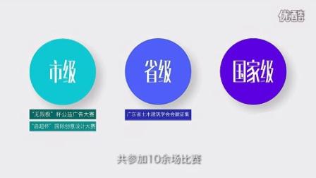 五邑大学2014艺术设计学院学风建设宣传片