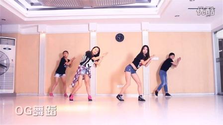 【欧吉舞蹈】日韩成品舞-Nice Body-恬恬导师与学员