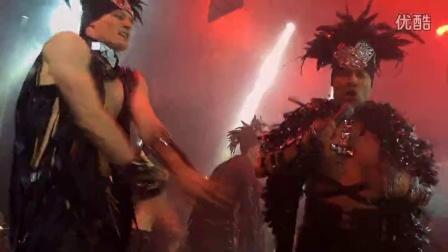 Lady Gaga show *y  Maxim Novitskiy