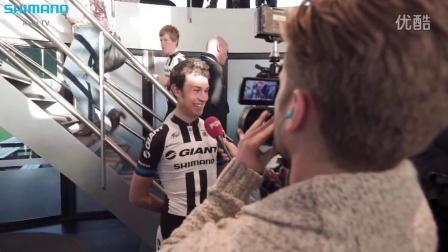 SRTV - Team Giant-Shimano presentation
