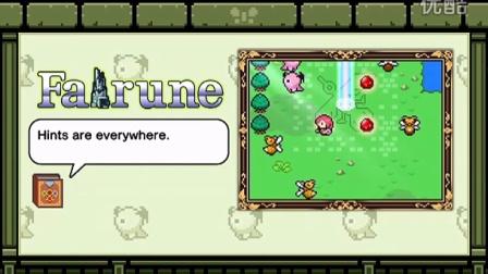 3DS eShop美版 幻想秘境 Fairune 介绍