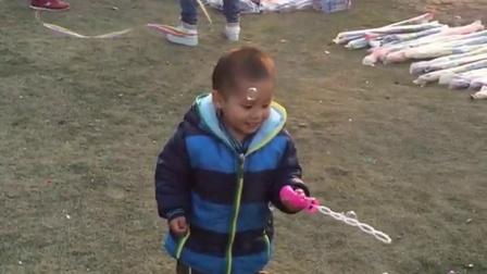 第一次玩泡泡