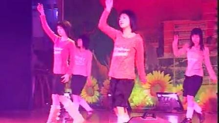 鞍山一中2007年新年联欢会2008届  08级31