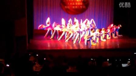 山花烂漫时 汉舞扇子舞 20111015