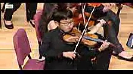 台湾铃木协会Mendelssohn Violin Concerto in E minor 3rd mvt