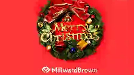 Christmas Greeting from Millward Brown