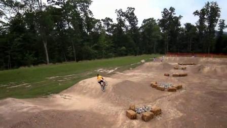 BSA 童子军巅峰夏令营 BMX赛道小轮车