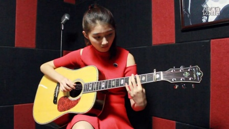 靠谱吉他手《sunflower》太阳花 美女指弹吉他  柳舒淇 第三期