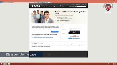 [教學]如何在MSI笔记本(电脑)上自行安装SSD,并将系统文件还原到SSD