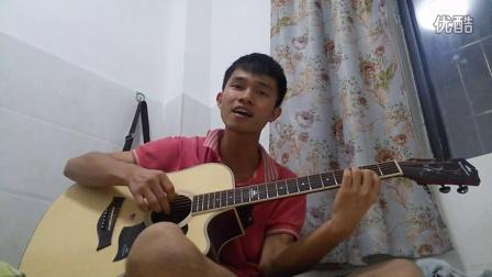 菊花台吉他弹唱 吉他教学