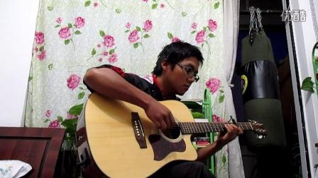 罗大佑《追梦人》-吉他指弹