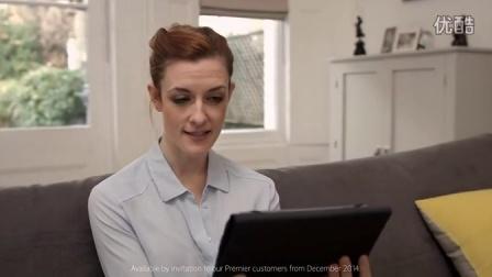 银行业的未来面貌 - 巴克莱银行视频银行服务