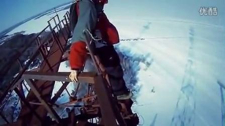 玩极限跳伞,结果降落伞没打开。。。