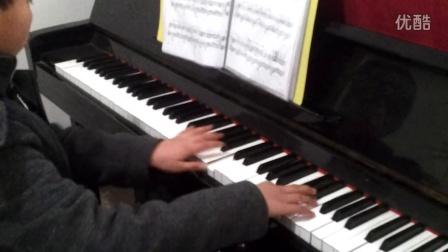 20150118钢琴曲《野花》