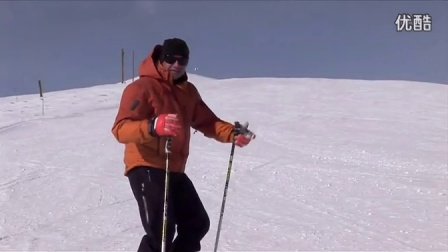 Intermediate Ski Lesson 3.3 - Rounded Turns to Control Speed_超清