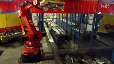 Robotics line 15 - 2013_Smart NJ 220 in loading_unloading Automatic Athomo Cells