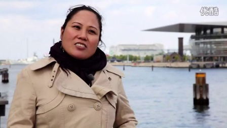 Study in Denmark - Mary from the Philippines (Internet Technology)