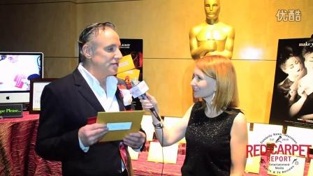 Marc Friedland Designer The Oscars Envelope at the 87th Oscars Governors Ball Pr