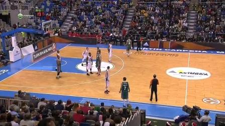 2014-15.欧洲篮球冠军联赛.常规赛.第九轮.马拉加-中央陆军