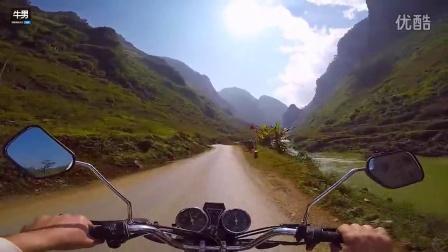 4800公里的摩托车旅行 只需两字:出发