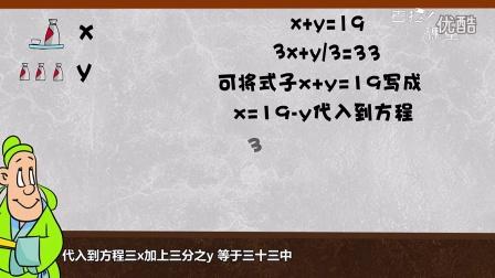 【考拉小点新-初中数学知识点新解】6.荣辱与共好兄弟-二元一次方程组