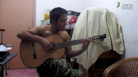 《梦中的婚礼》吉他指弹