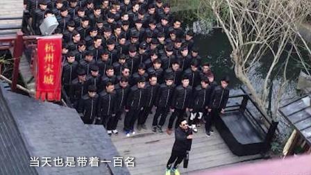跑男杭州开录李晨baby成组合 黄晓明神秘现身造惊喜 150312