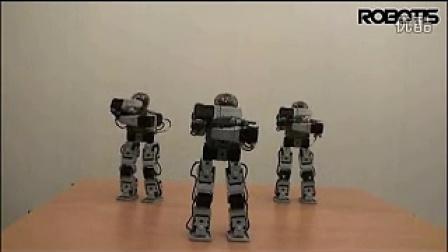 智能佳 百变创意机器人舞蹈表演2