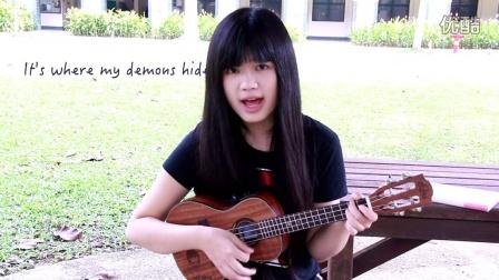 ukulele弹唱《Demons》(张一清)