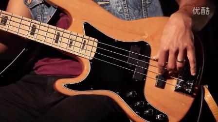 Carvin Bass interview by Zach Rudulph