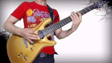 Carvin Guitars CT74M Seven String Carved Top Demo