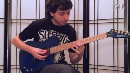 Jason Becker Carvin Acoustic Guitar