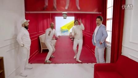 超赞!OK Go乐队给红星美凯龙做的广告