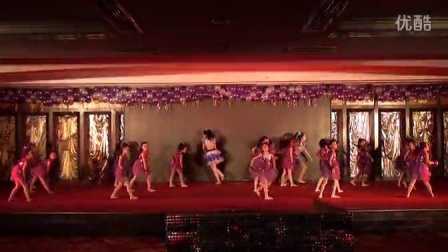 星河艺术培训-欣艺舞蹈学校2014汇报展示07 街舞串烧《 魔法少女》《今天做什么》